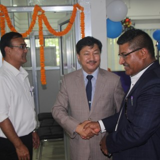 Charali Branch Opening Photo