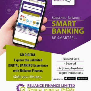 RFL launches RELIANCE FINANCE SMART APP